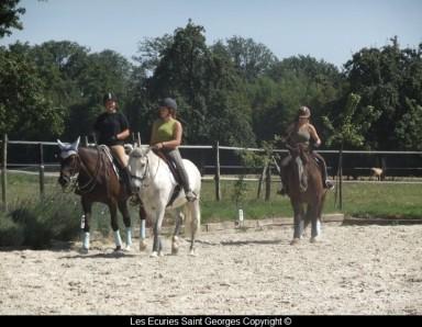 Fin de séance de travail (Julie/Roi, Moi/Pandore et Anaïs/Ty-breizh)